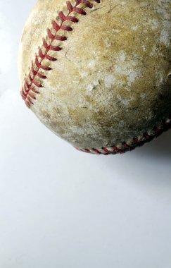 Battered Old Baseball