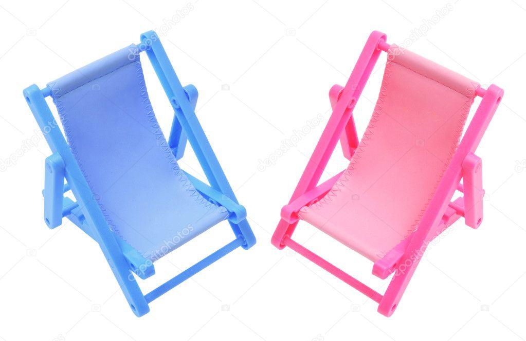 Sedie A Sdraio In Miniatura.Sedie A Sdraio In Miniatura Foto Stock C Newlight 5876756