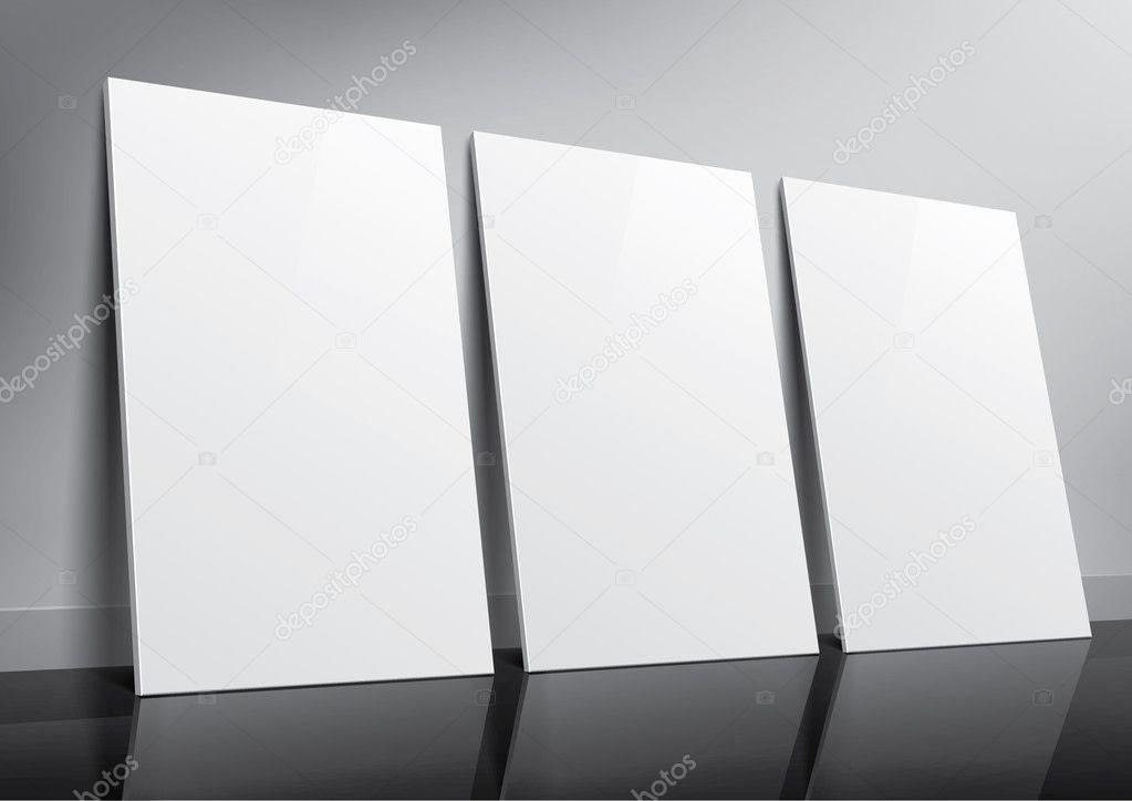 Sample three posters