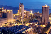Photo Cement Plant,Concrete or cement factory, heavy industry or const