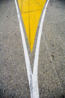 Road split