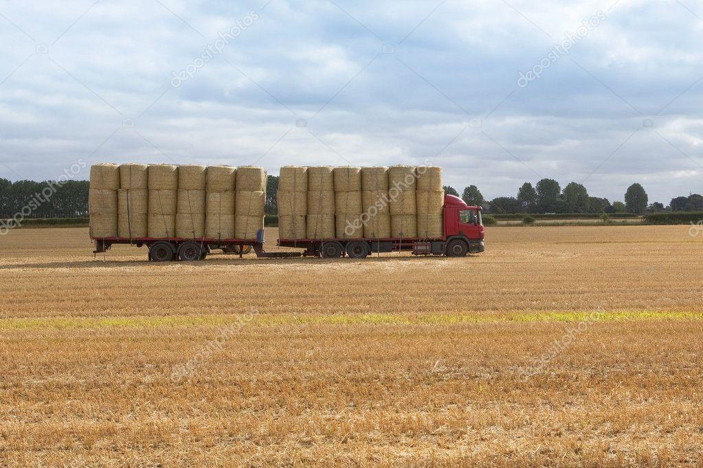 Genialny transport słomy — Zdjęcie stockowe © emjaysmith #6239790 LJ82