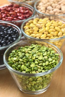 Split Peas and Other Legumes
