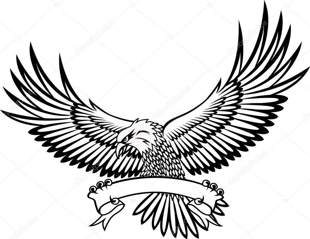 Eagle Vector Stock Vector 169 Dagadu 5589286