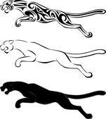 Fotografia tatuaggio tigre e silhouette