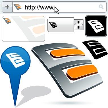 Original e-plug design element.