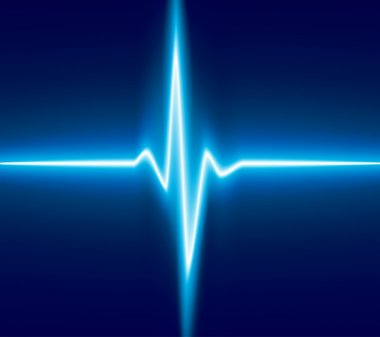 Ekg background.