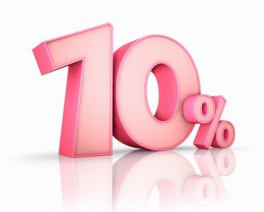Pink Ten Percent