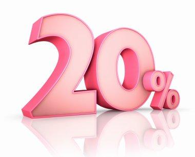 Pink Twenty Percent