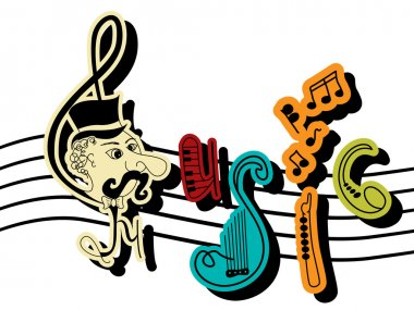 Music letters