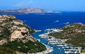 Fotografia Veduta aerea di poltu quatu, Sardegna