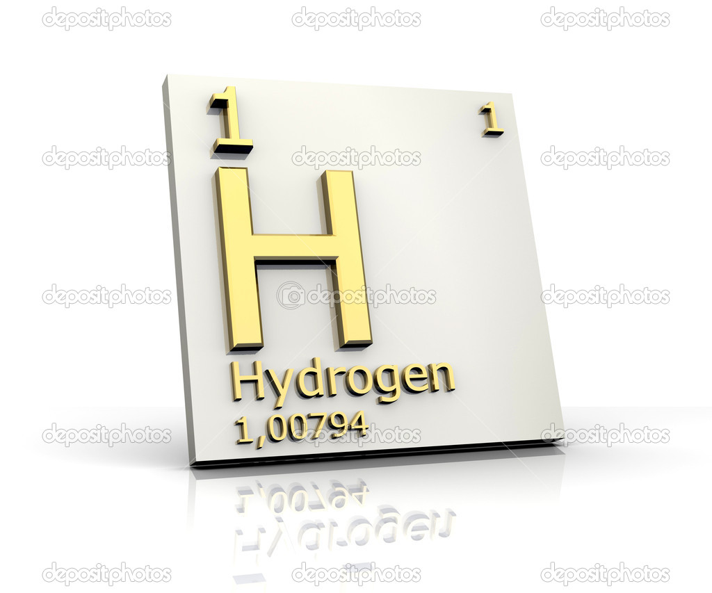 Hydrogen form periodic table of elements stock photo fambros hydrogen form periodic table of elements stock photo urtaz Gallery
