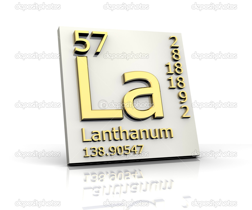 an analysis of the element lanthanum It is a soft, ductile, silvery-white metal that tarnishes rapidly when exposed to air and is soft enough to be cut with a knife it is the eponym of the lanthanide series, a group of 15 similar elements between lanthanum and lutetium in the periodic table, of which lanthanum is the first and the prototype.