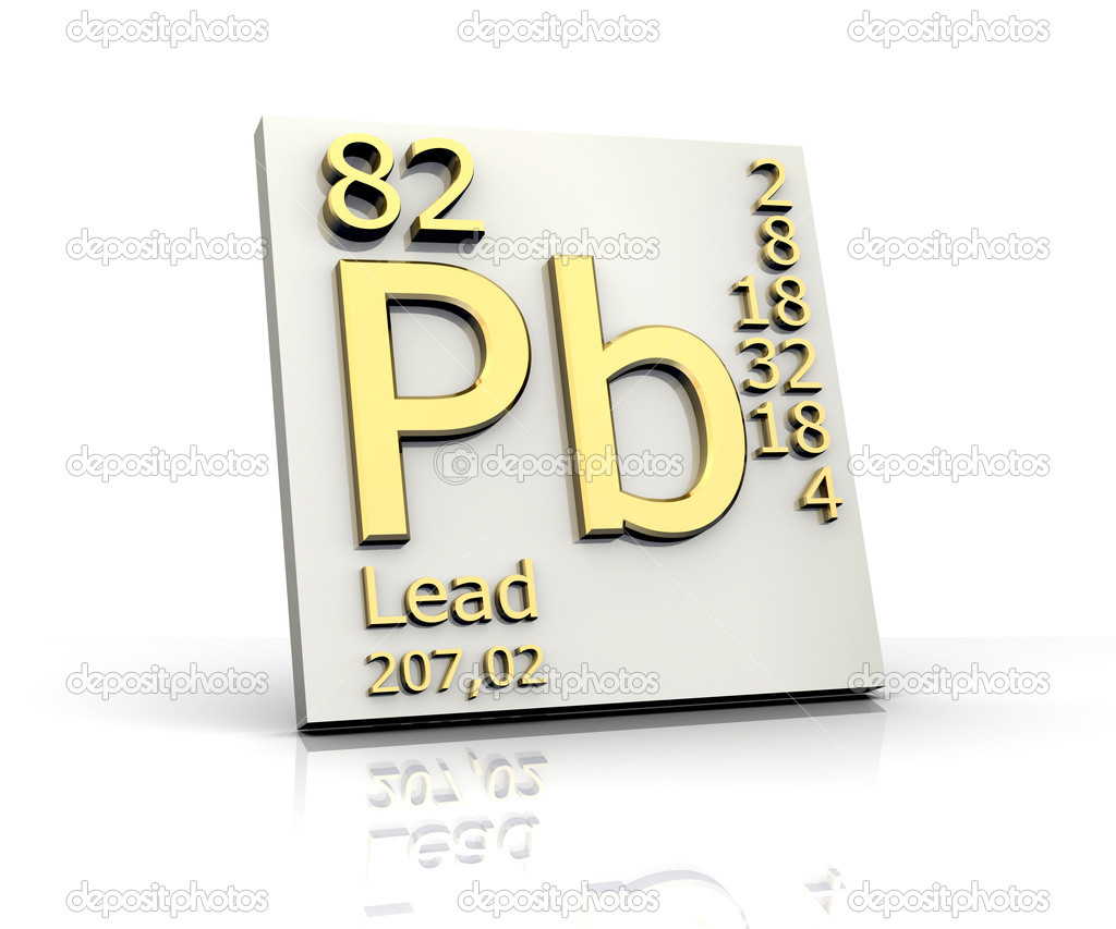 Lead form periodic table of elements stock photo fambros 6285596 lead form periodic table of elements stock photo urtaz Gallery