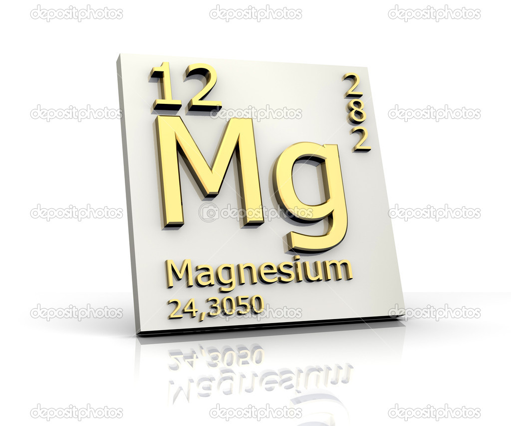 Magnesium form periodic table of elements stock photo fambros magnesium form periodic table of elements stock photo urtaz Choice Image