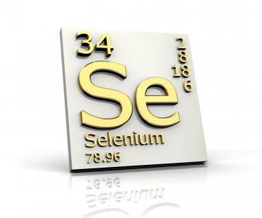 Selenium form Periodic Table of Elements
