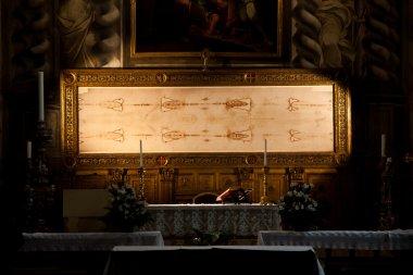 Turin, Italy - Sacred Shroud