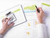 obchodní data, analyzovat