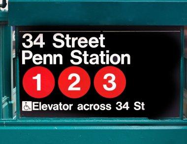 Subway Station NYC