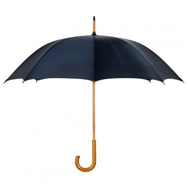 Umbrella on white background