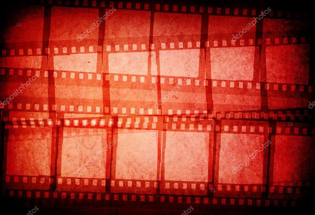 Grunge Camera Effect : Grunge film frame effekt u stockfoto ilolab