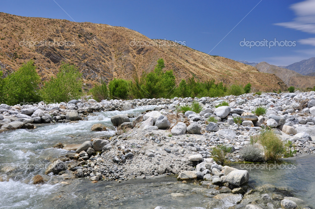 View of Whitewater Canyon