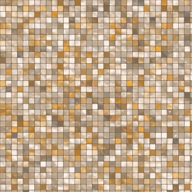 Ceramic Wall background - mosaic