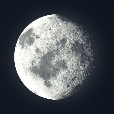 Virtual Moon - or planet