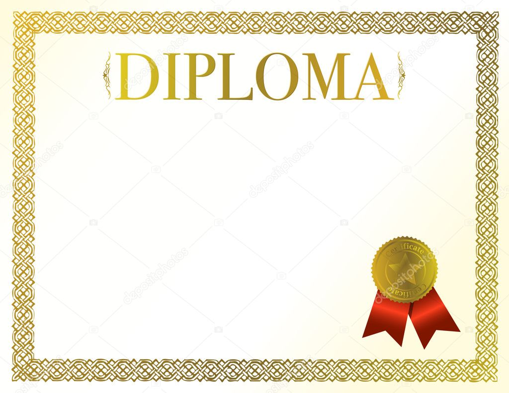 Diploma Frame Stock Photo 169 Alexmillos 6414239