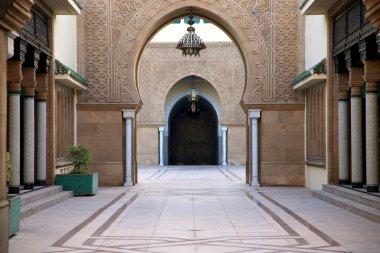 Entrance Palace