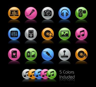 Media & Entertainment // Gel Color Series