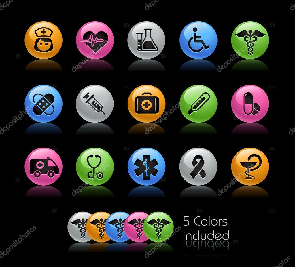 Medical // Gel Color Series