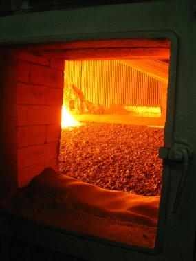 Fire in the fiery cauldron