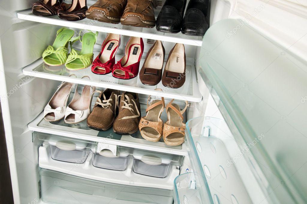 Kühlschrank Organizer : Kühlschrank u stockfoto fuzzbones
