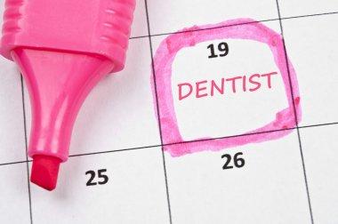 Dentist mark