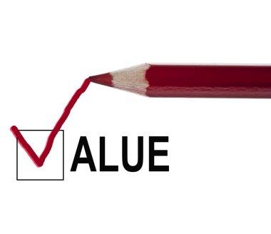 Value message