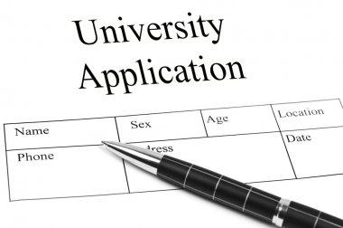 Univeristy Application