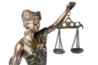 Themis, mythologic greek goddess, symbol of justice