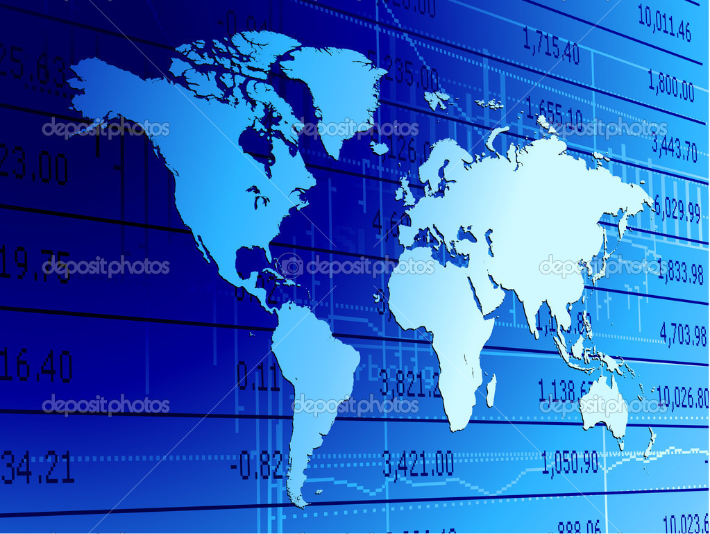 How is globalization reshaping the map of the world economy
