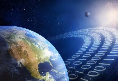 Global communication / data transmission