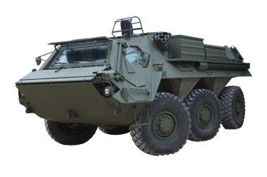 Military Armoured Vehicle.