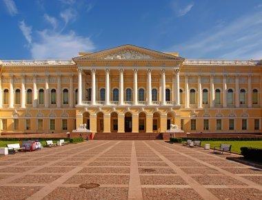 Russian museum in Saint-Petersburg