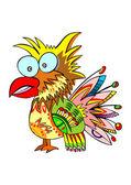 Jolly parrot