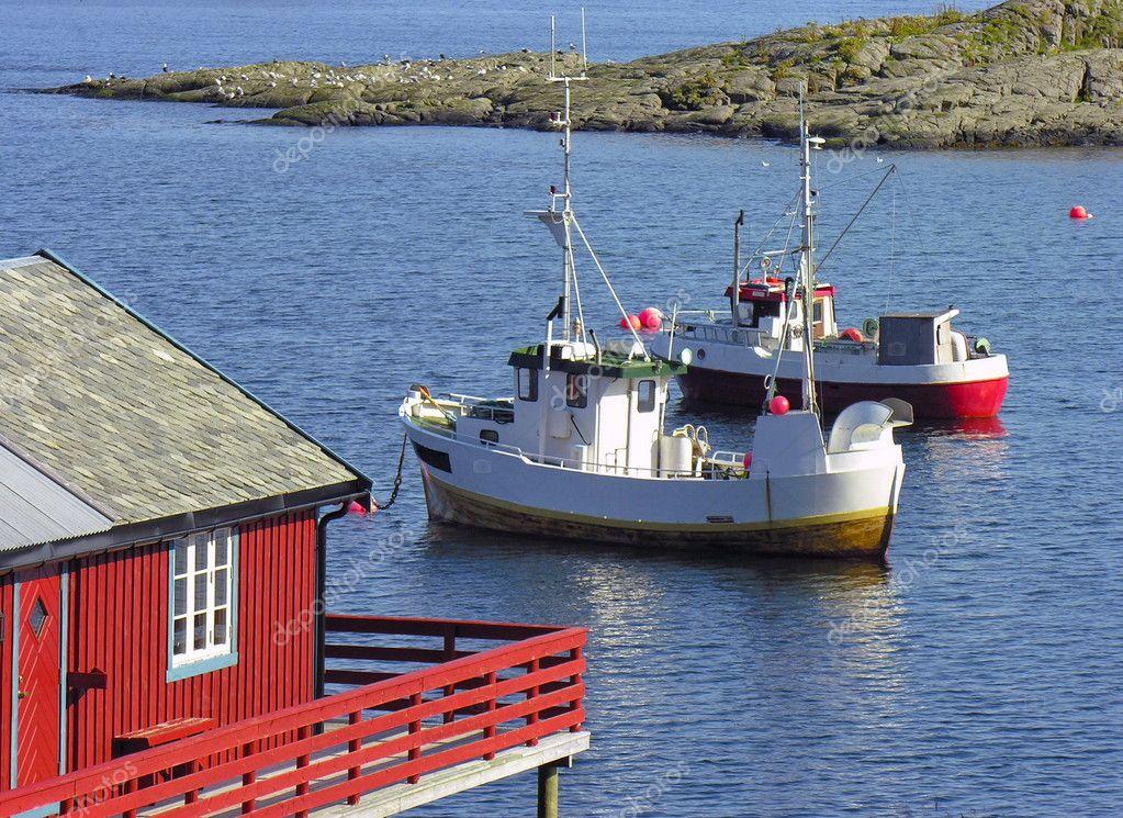 помещениях было рыбацкие катера норвегия фото свою мысль