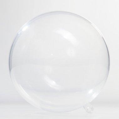 Empty glass ball