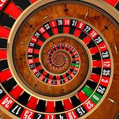 Fotografia roulette a spirale