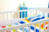 Photo Baby cot