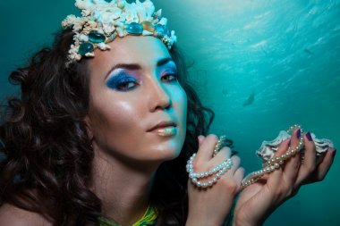 Treasures of underwater world