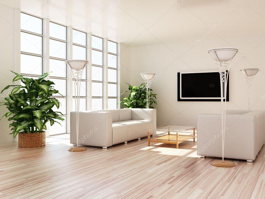 moderne Innenräume — Stockfoto © dmitriy6 #5403049