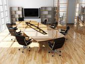 Photo Modern interior of office